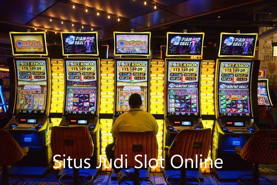 Daftar Situs Judi Slot Online Terpercaya Di Indonesia
