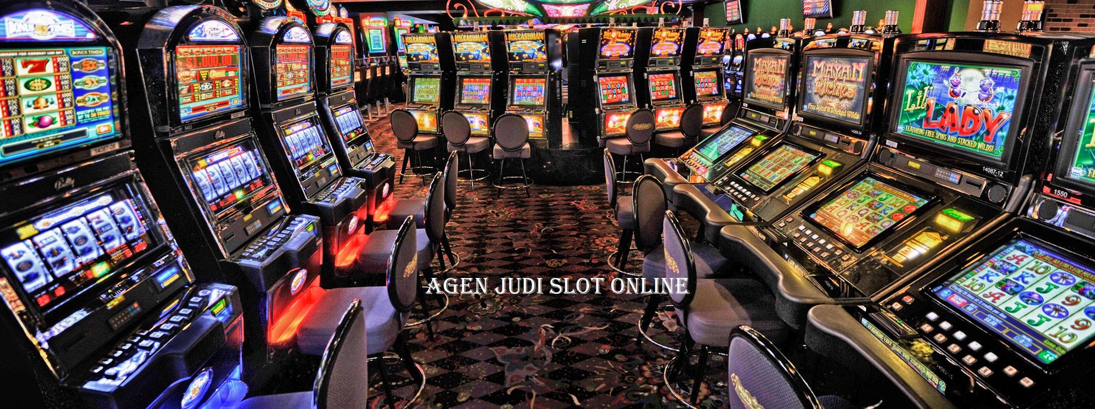 Agen Slot Online Terbaik Dengan Pelayanan Terlengkap