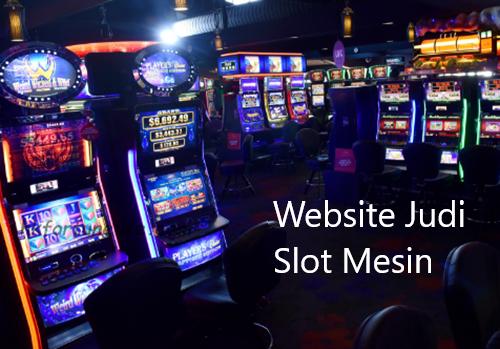 Website Judi Slot Online Resmi